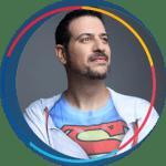 יהונתן דורון, איש חינוך וחובב גיבורי על – SuperFace שיווק לעסקים