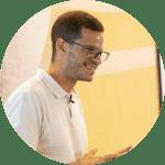 אלעד דוד, אמן בנפשו, מנהל דיגיטל ואבא למיקה – SuperFace שיווק לעסקים